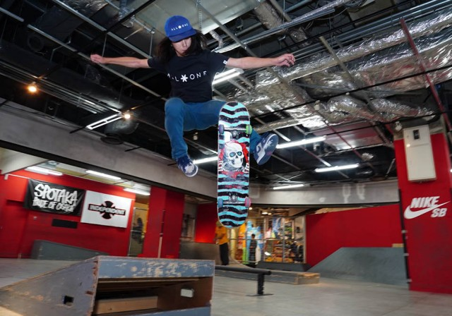 HOW SUPER SKATER ISAMU YAMAMOTO TURNS FAILURE INTO FANCY FOOTWORK