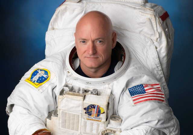 RET. ASTRONAUT SCOTT KELLY'S LATEST MISSION: INSPIRE THE NEXT GENERATION TO REACH FOR THE STARS